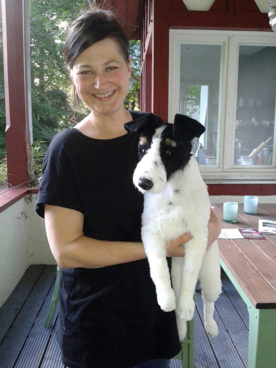 Prop Making Hund - Haus und Haus