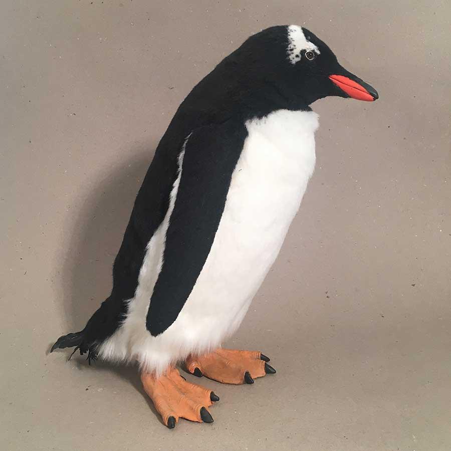 Prop Making Pinguin - Haus und Haus